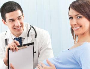 εγκυος στον γιατρό