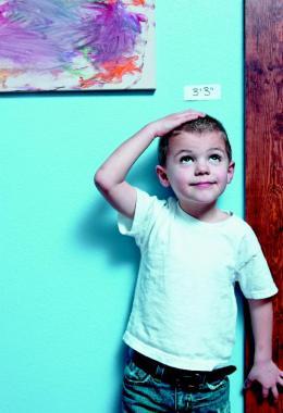 ύψος παιδιού, βάρος παιδιού