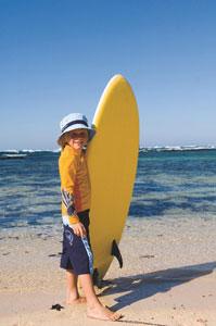 παιδί surf
