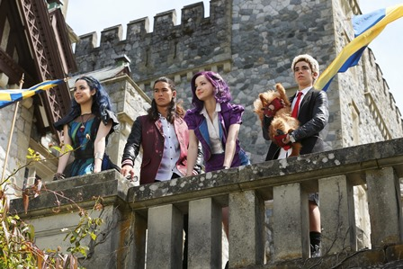 disney descendants cast