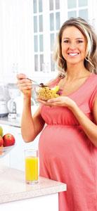εγκυος τρώει δημητριακά