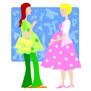 δυο γυναίκες