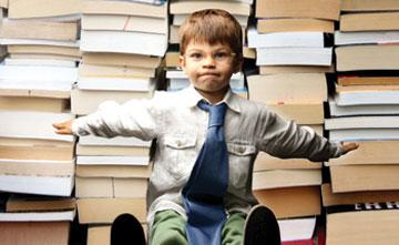 παιδί σχολείο βιβλία