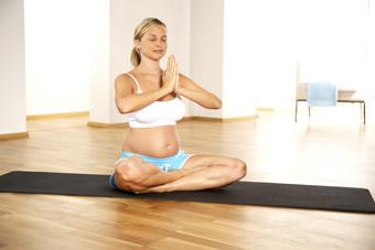 γυμναστική στην εγκυμοσλύνη