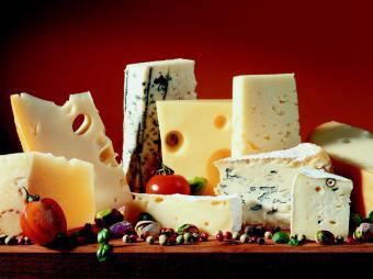 διάφορα τυριά