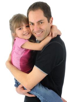 διαζύγιο, μπαμπάς, παιδιά, ρόλοι πατέρα
