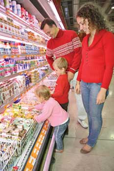 οικογένια super market