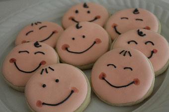 μπισκότα φατσούλες