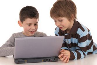 παιδιά και υπολογιστής