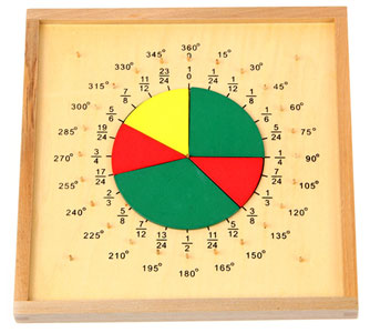 μαθηματικό παιχνίδι montessori