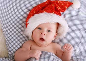 μωρό Αγιος Βασίλης