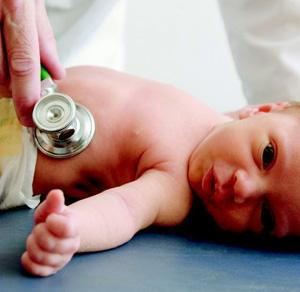 μωρό γιατρός