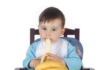 μπανάνες, γαλα, γερά κόκκαλα, παιδιά