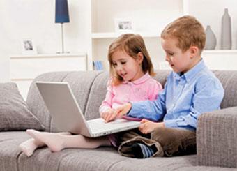 παιδιά και υπολογιστές