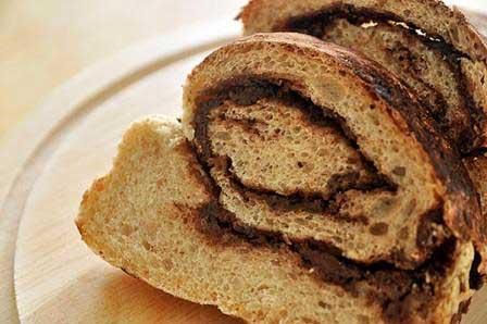 ψωμί με ταχινι