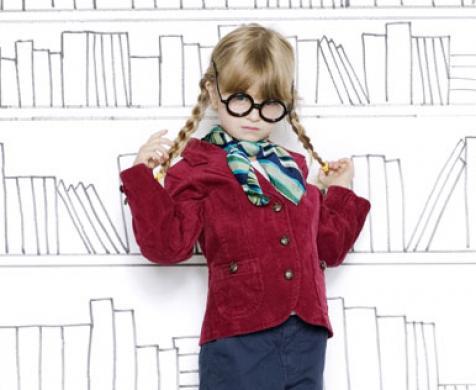 κορίτσι στο σχολείο