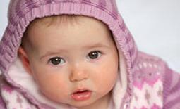 μωρό κλαίει