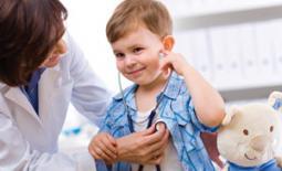 παιδί στον γιατρό