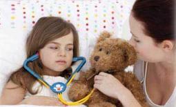άρρωστο παιδί