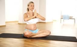 γυμναστική στην εγκυμοσλυνη