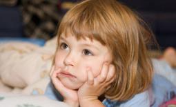 στενοχωρημένο παιδί