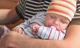 μωρό κοιμάται
