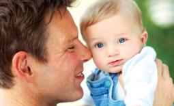 μπαμπάς και γιός