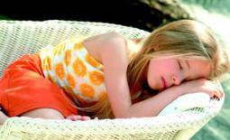 παιδί κοιμάται