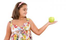 κορίτσι με περιττά κιλά