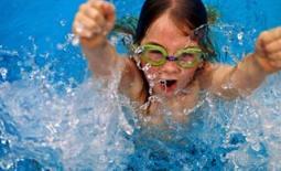 πισίνα,κολυμβητής