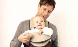 first time dad μπαμπάς με μωρό