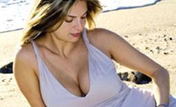 εγκυος στην παραλία