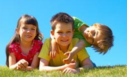 παιδιά τριών χρονών