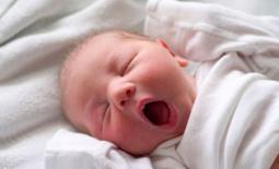 ύπνος μωρού