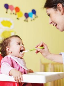 δοκιμή γεύσεων, μωράκι, φαγητό, γονείς, μαμά
