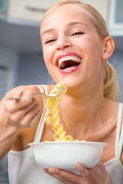 τροφές καλή διάθεση